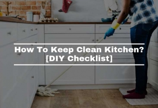 How To Keep Clean Kitchen