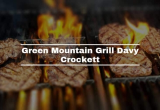 Green Mountain Grill Davy Crockett