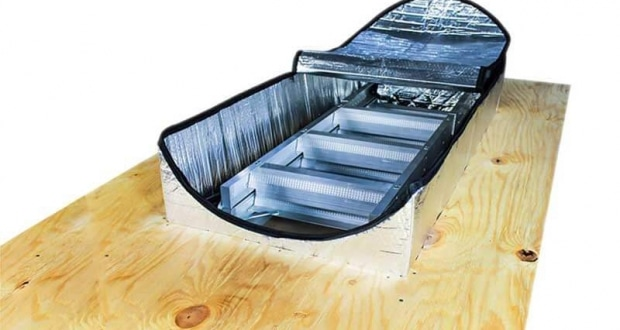 Best Attic Stair Insulation Cover