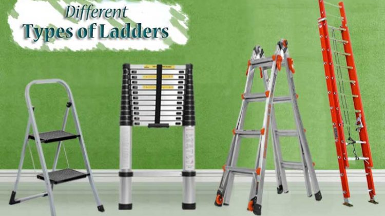 Different Types of Ladders