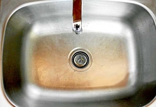 How to Get Rust off Stainless Steel Sink?